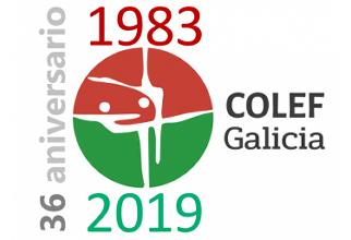 36 aniversario COLEF Galicia