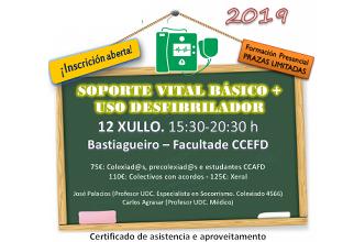 Aberta a inscripción para o curso en Bastigueiro!!!