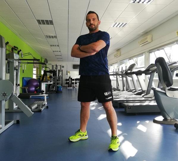 Conversa con Pablo Torreiro – «Receita deportiva» (Outubro 2019)