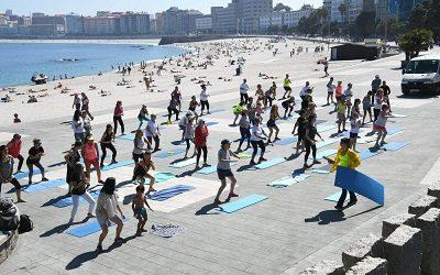 O Concello da Coruña reconsidera a prórroga das actividades deportivas