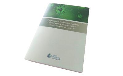 O COLEF Galicia participa nas propostas para a reconstrución de Galicia